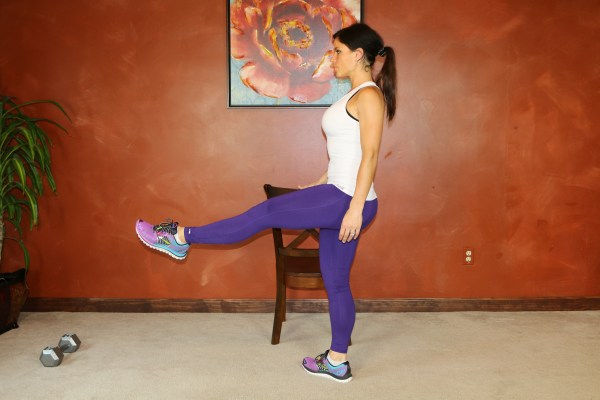 Standing Leg Circle: Part 1