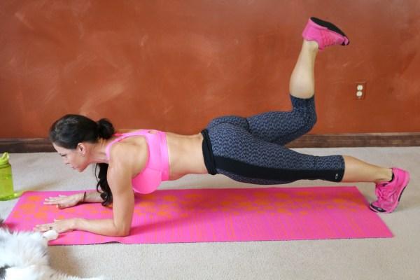 Plank Heel Press