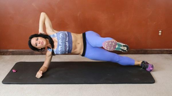 Plank Leg Series: Part 2