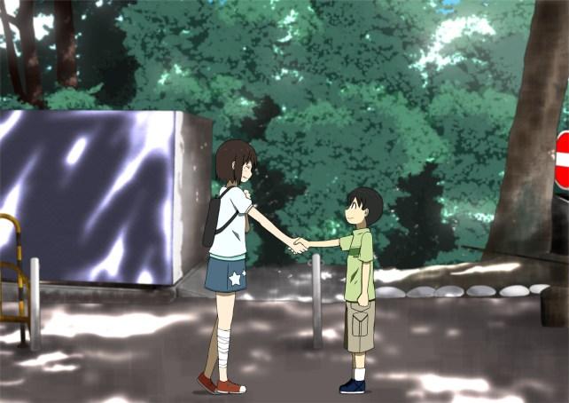 Mari and Yuki