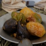 Dolma on a plate. Kirkuk, Iraq. May 2016 Read the culinary guide on the frontline https://warisboring.com/a-culinary-guide-to-the-kurdish-front-line-246009156b39#.7eixyem7m