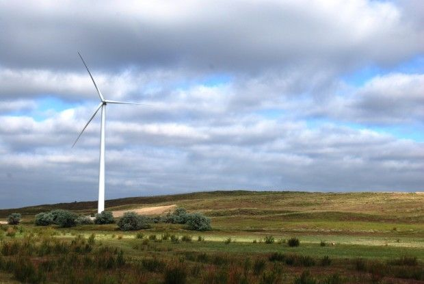 Developer of controversial Glenrock wind farm says project will be operational this year