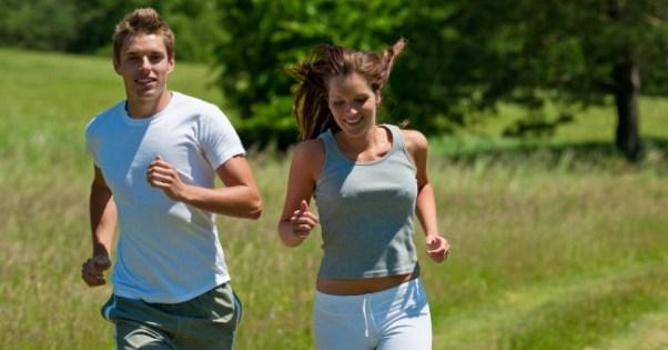 Correre per il benessere