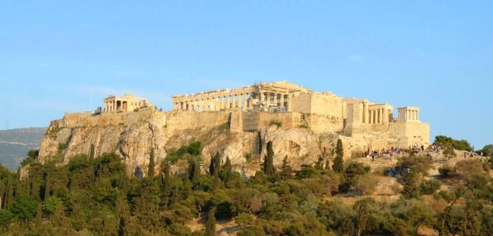 Haydi, haftasonu Atina'ya gidiyoruz…
