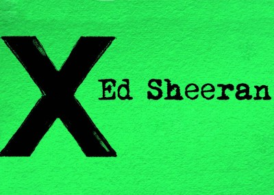 Ed Sheeran X Commercial