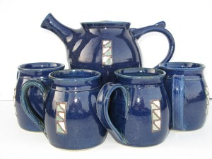 Pottery courses at the pottery
