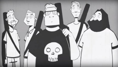 The Barbershop - Living Dead image clip