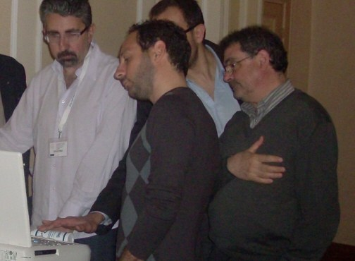 Dott Sabino Berardino docenza ecografia MMG Firenze