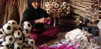 Produk Kerajinan Tangan UMKM Sangat Diminati di Luar Negeri