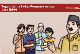 Apa Tugas Utama Badan Permusyawaratan Desa (BPD), Ini Jawabannya