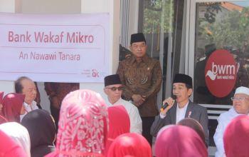 Kenapa Bank Wakaf Mikro Dianggap Bisa Genjot Ekonomi Rakyat?