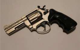 Револьвер под патрон Флобера для защиты от хулиганов, или игрушка?