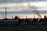 Лісний крематорій у селищі Гришківці Бердичівського району з'їдає легені місцевих жителів