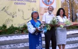 «Осіннє золото» привіз до Бердичева поет та композитор Олесь Коляда