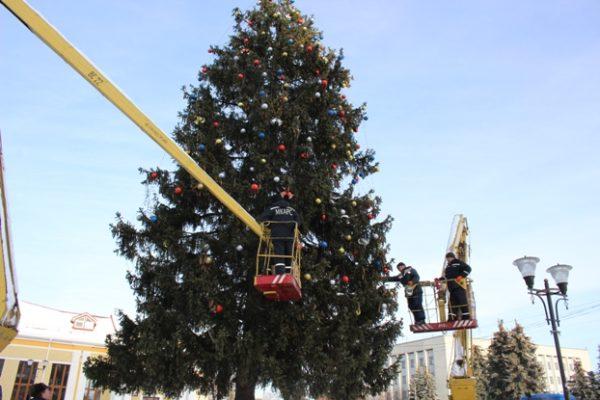 У Бердичеві 19 грудня відбудеться відкриття Головної міської новорічної ялинки