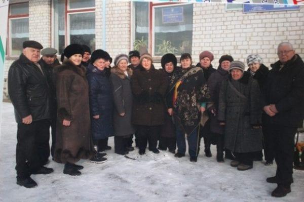 Група ветеранів міста відвідали музей «Пам'яті Героїв АТО»