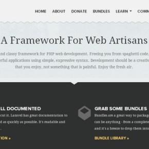 Laravel : un nouveau Framework PHP