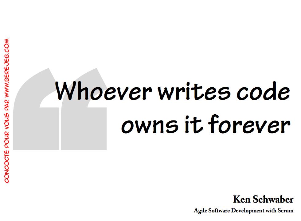 quote-ken-schwaber-whoever-writes-code