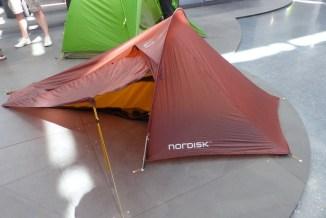 Lofoten 1 ULW, Doppelwandzelt, 1 P, 490g, von Nordisk