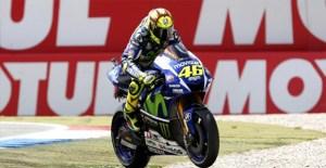 Rossi Urutan Kedua Klasemen MotoGP