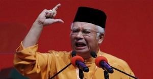 Video PM Najib yang Minta RI bantu Rohingya, Jangan Asik Protes Ahok Saja