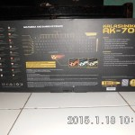 Keyboard Gaming Armagedon AK700