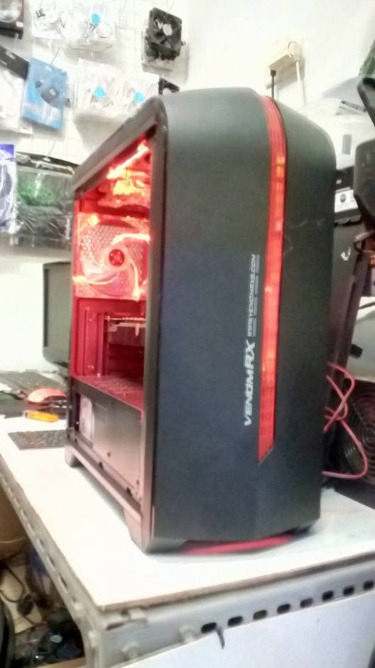 pc gaing PC Gaming Red Devils