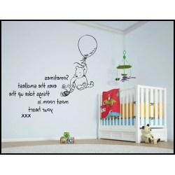 Intriguing Nursery Winnie Pooh Wall Art Winnie Pooh Nursery Wall Decals Pooh Piglet Tree Wall Intended Fornewest Winnie Photo Gallery Nursery Wall Art Girl Nursery Wall Art Monogram Printable