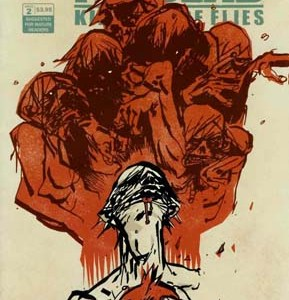 The Dead : Kingdom of Flies 2 (Retailer Variant, Ashley Wood Cover Art) Comic Art
