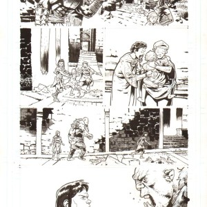 Andrei Bressan � Birthright 11p21 Comic Art