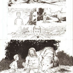 Andrei Bressan � Birthright 6p17 Comic Art