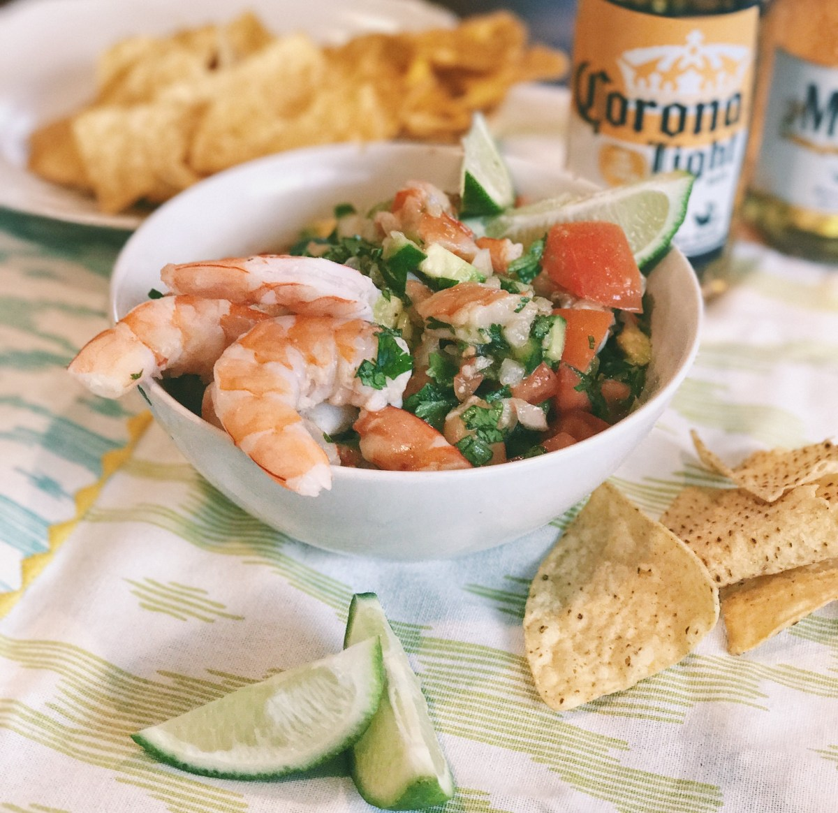 Mexican Shrimp Cocktail Recipe   Happy Cinco de Mayo