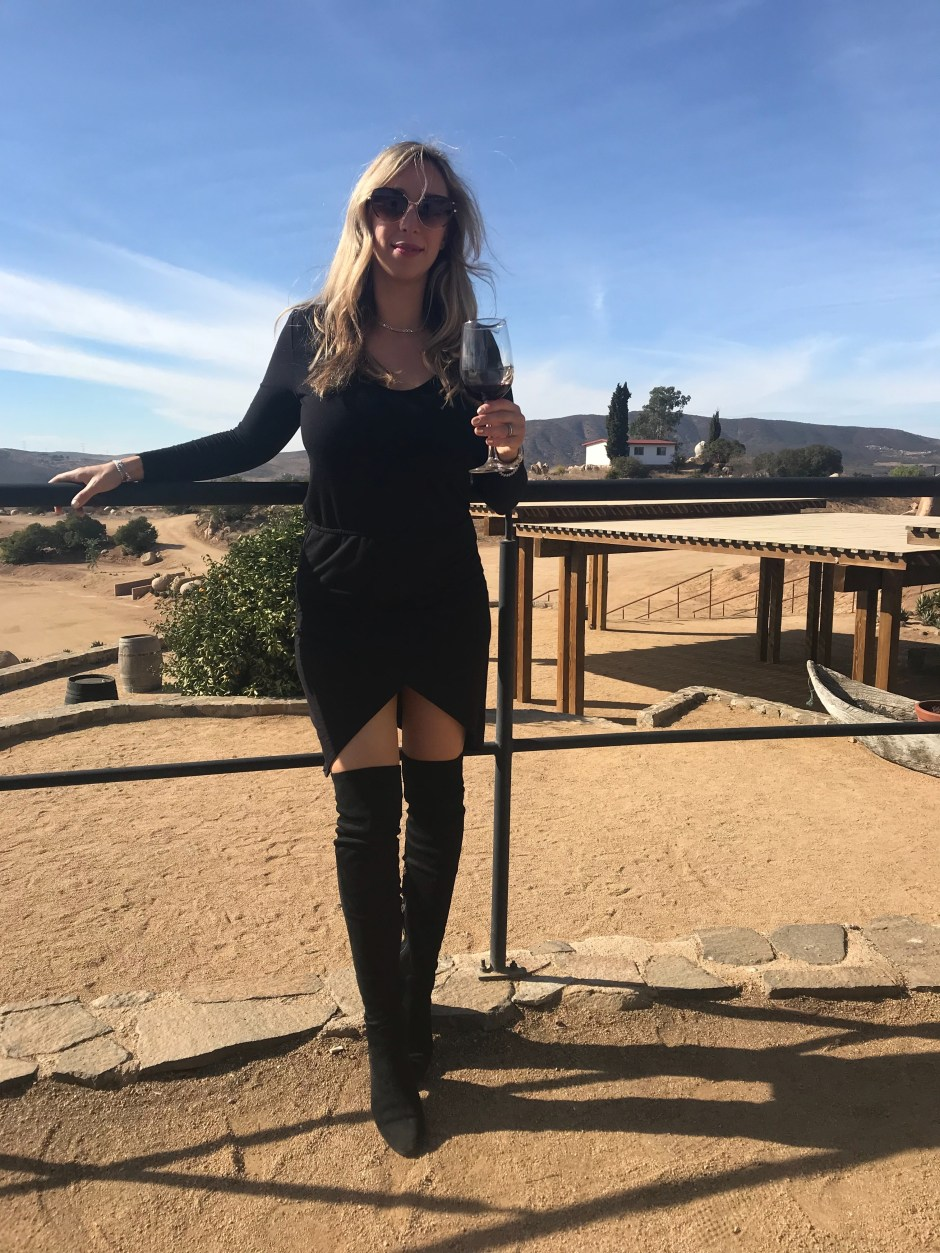 Ringing in the New Year | Our Trip to Mexican Wine Country 15