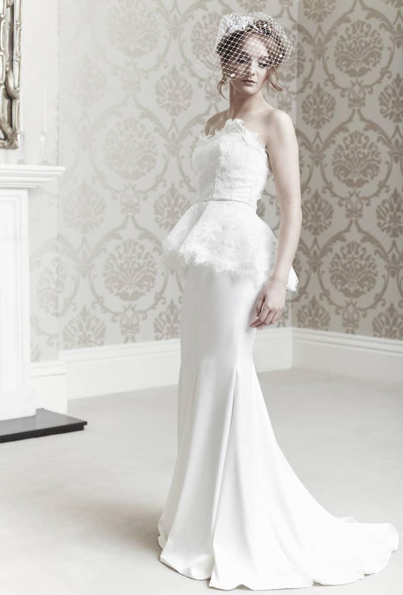 bespoke wedding dress handmade wedding dresses The Bespoke Bride Bridal Dress Collection By Jessica Bennett