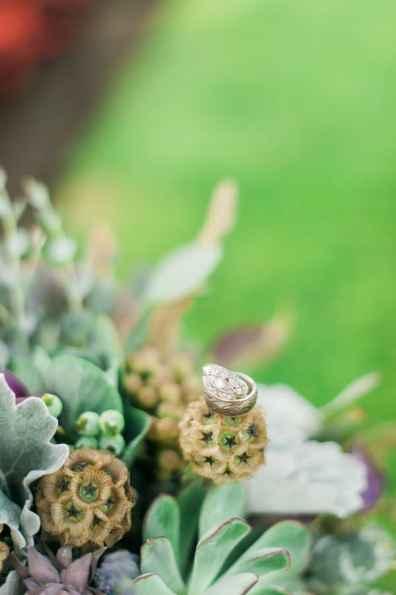 Succulent Laid Back Wedding 37