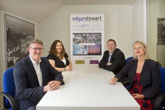 Ultimate Finance funds recruitment agency expansion