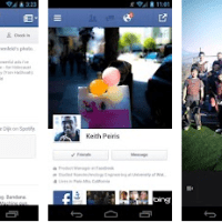 Facebook Android Application