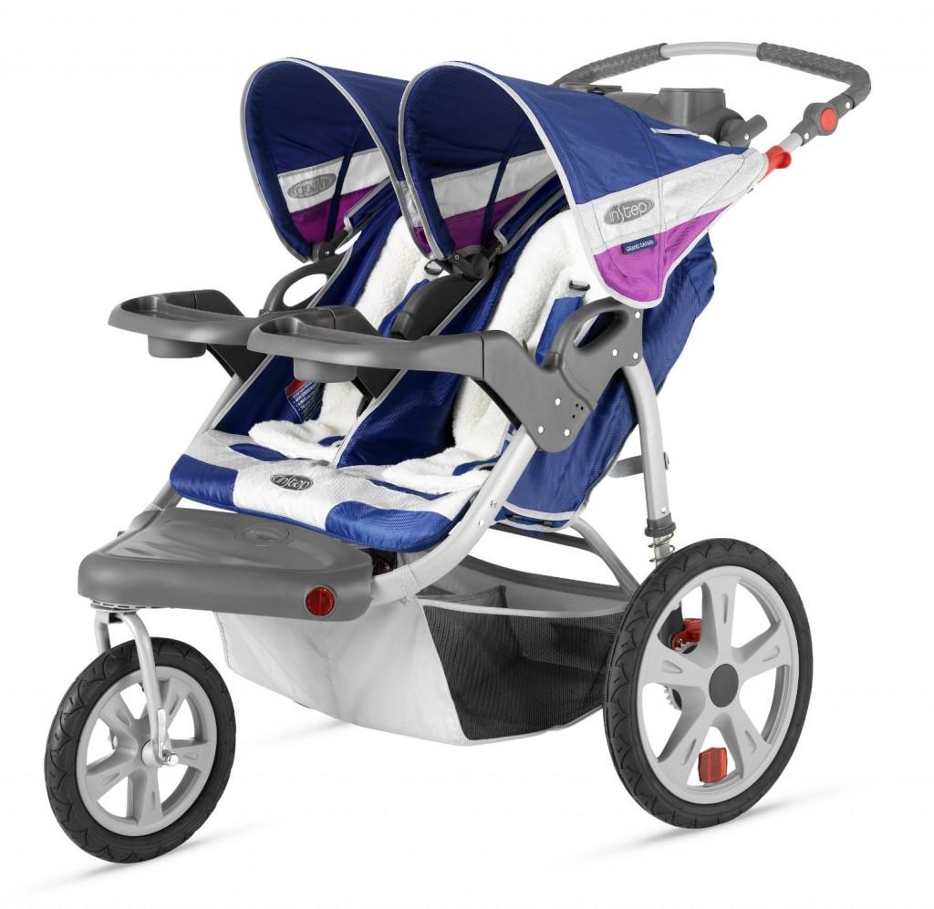 Fullsize Of Double Stroller For Infant And Toddler