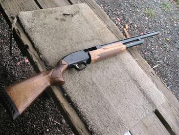 20 Gage Shotgun