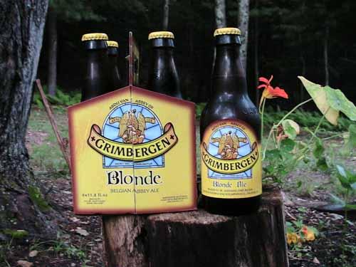 Grimbergen Blond Ale - Alken-Maes Brouwerijen