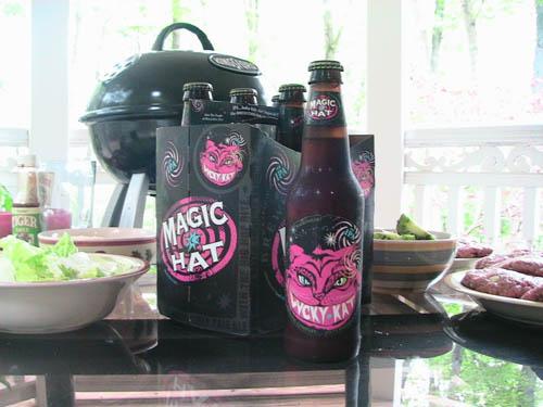 Magic Hat Lucky Kat