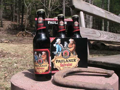 Paulaner Salvator Double Bock