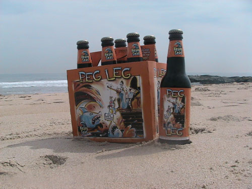 Clipper City Brewing Company Heavy Seas Peg Leg Imperial Stout