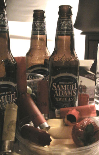 Samuel Adams White Ale
