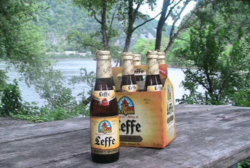 Leffe Blond Abbey Ale