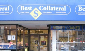 Best Collateral | Pawn Shop | Pawn Loans | Pawnbroker