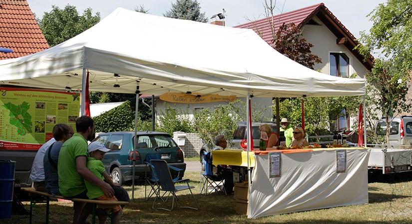 Heimathausfest Prieros