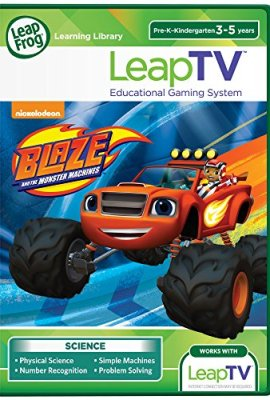 LeapFrog-LeapTV-Blaze-and-the-Monster-Machines-Educational-Active-Video-Game-0