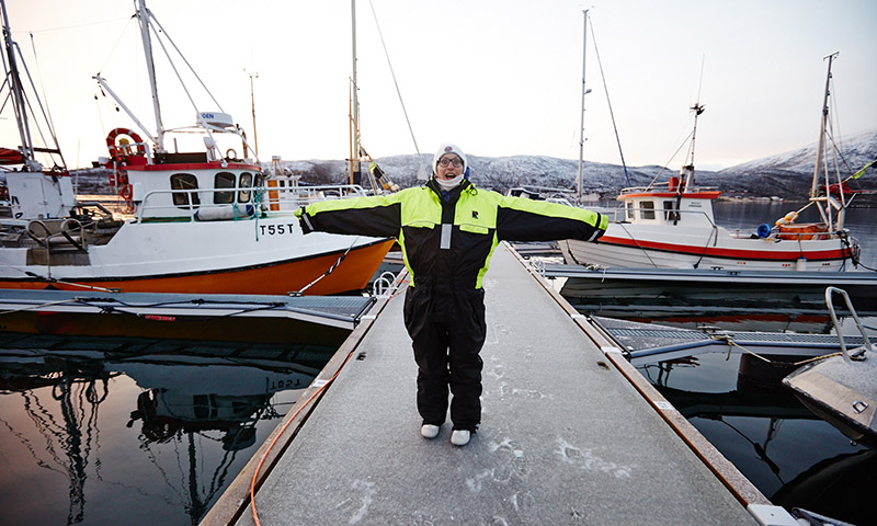 sortie baleine norvege