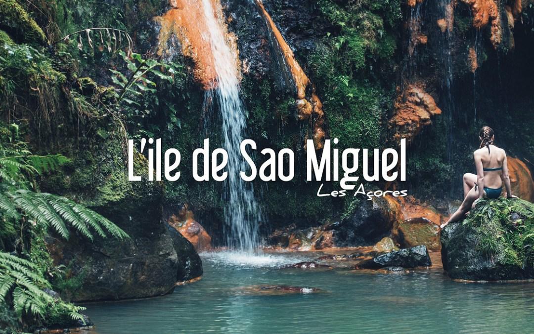 LES AÇORES #1   Ile de Sao Miguel, l'exotique !